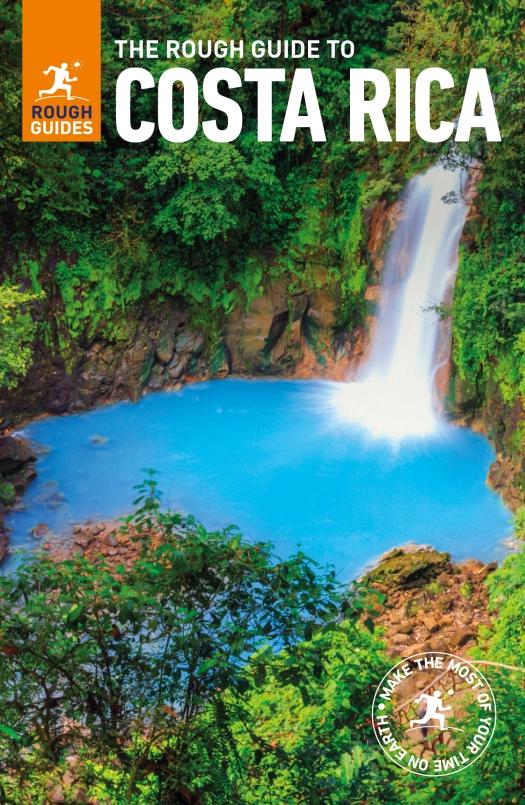 Costa Rica Rough Guides Rebecca Hallett