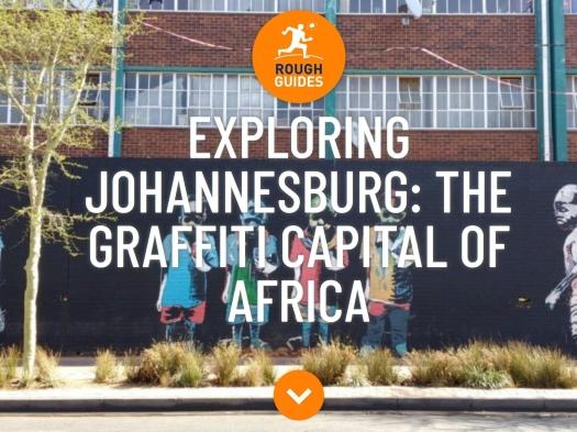 Johannesburg roughguides.com Rebecca Hallett