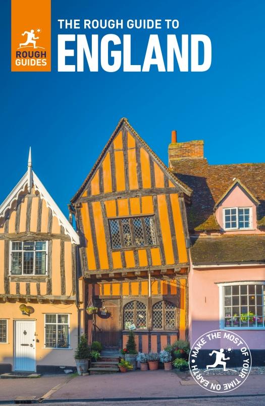 England Rough Guides Rebecca Hallett