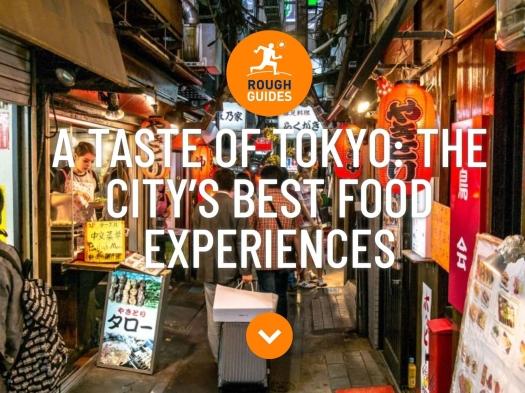 Tokyo roughguides.com Rebecca Hallett