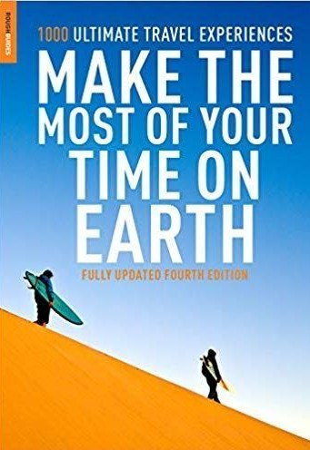 Make the Most of Your Time on Earth Rough Guides Rebecca Hallett