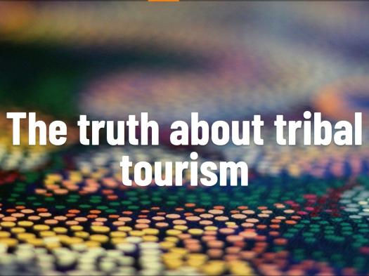 Tribal tourism roughguides.com Rebecca Hallett